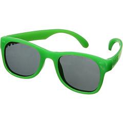 Ярко-зеленые гибкие солнцезащитные очки (детские) Ro.sham.bo baby