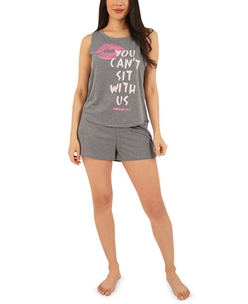 Комплект для гостиной с шортами Mean Girls Munki Munki