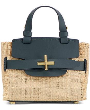 Мини-сумка через плечо Brigette с поясом Zac Posen