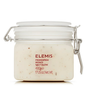 Frangipani Monoi Salt Glow, 17 унций. Elemis