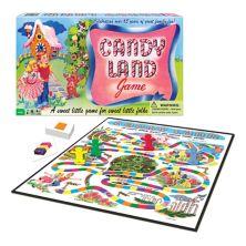 К 65-летию Candy Land, выиграв ходы Winning Moves