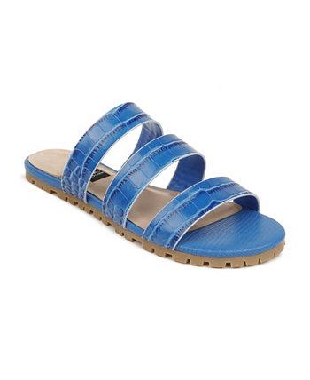 Женские сандалии Selah на плоской подошве Zac Posen
