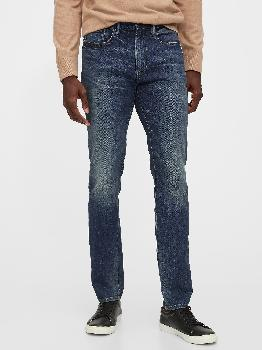 Soft Wear Max Skinny Jeans With Washwell™ Gap Factory