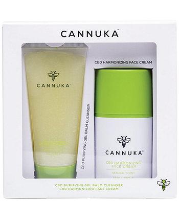 2-шт. Набор Love Your Skin Cannuka
