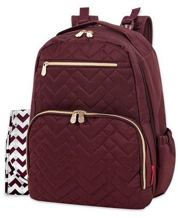 Рюкзак для подгузников Signature Quilt Fisher Price