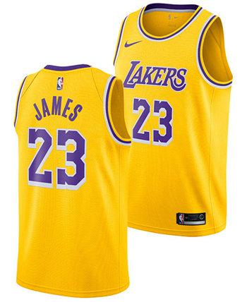 Леброн Джеймс Лос-Анджелес Лейкерс Иконка Свингман Джерси, Биг Бойз (8-20) Nike