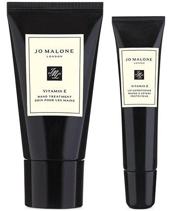 2-шт. Набор для рук и губ с витамином Е Jo Malone London
