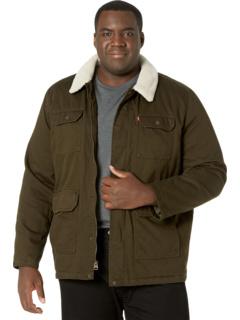 Вельветовая куртка с воротником из шерсти с воротником-стойкой Bedford Levi's®