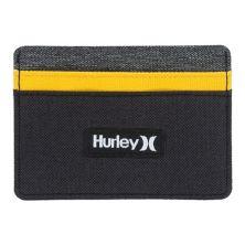 Мужской кошелек для пластиковых карт Hurley Noah Hurley