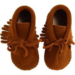 Бахрома Бахила (младенец / малыш) Minnetonka Kids