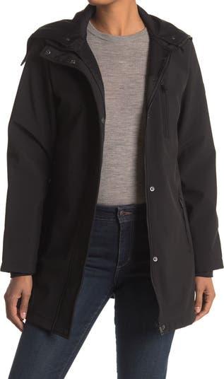 Soft Shell Jacket with Face Coverage LAUREN Ralph Lauren