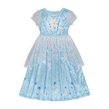 Disney's Cinderella Girls 6-8 Fantasy Nightgown Licensed Character