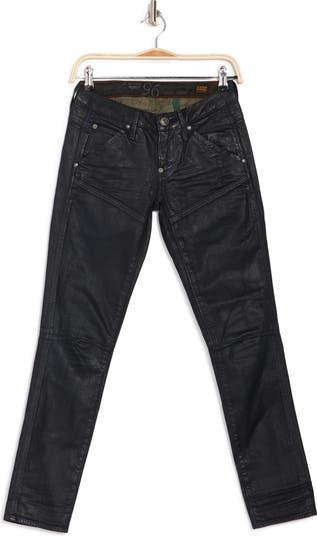 Зауженные джинсы 5620 из денима с покрытием Heritage G-STAR RAW