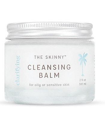 Очищающий бальзам и средство для снятия макияжа - очищающее Skinny & Co.