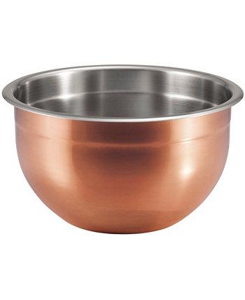 Чаша для смешивания с медной оболочкой 3 Qt, ограниченная серия Tramontina