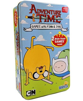 Adventure Time - Игры с Финном Джейком Тином Briarpatch
