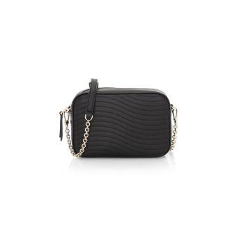 Mini Leather Convertible Camera Bag Furla