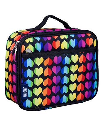 Коробка для завтрака Rainbow Hearts Wildkin
