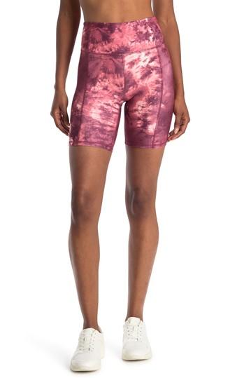 Байкерские шорты с высокой талией Jessica Simpson