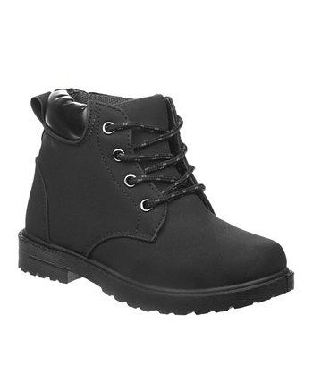 Повседневные строительные ботинки для больших мальчиков и девочек Josmo