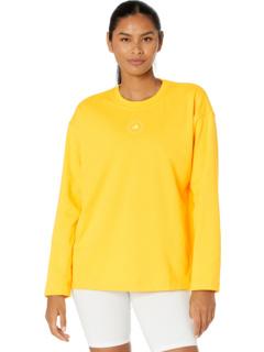 Long Sleeve Cotton Tee GT9449 Adidas by Stella McCartney