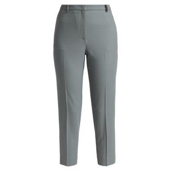 Tailored Wool Pants Fabiana Filippi