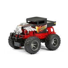 New Bright 1:15 Scale Remote Control Hot Wheels Monster Truck Bone Shaker New Bright