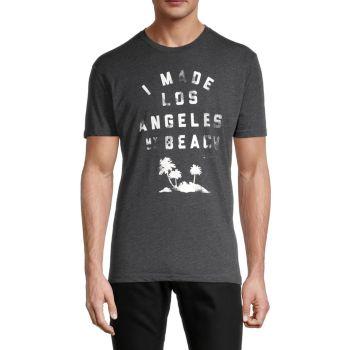 I Made LA Graphic T-Shirt KINETIX