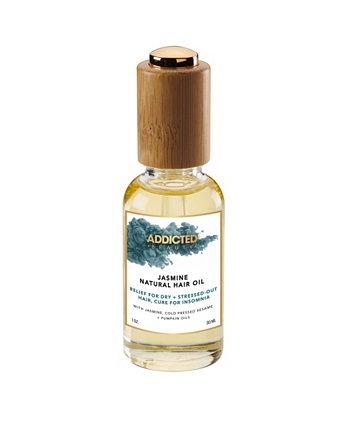 Жасмин Натуральное масло для волос Addicted Beauty