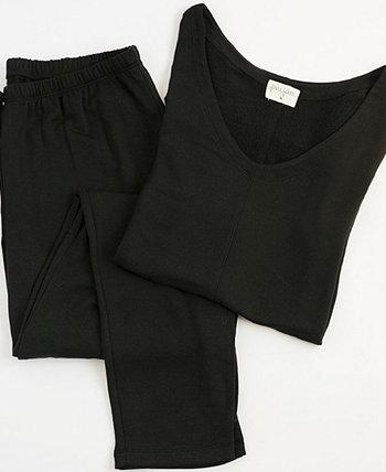 Комплект домашней одежды с короткими рукавами Delilah Nine Space