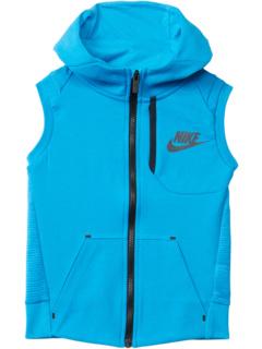 Жилет Sportswear Tech Fleece на молнии (для маленьких детей) Nike Kids