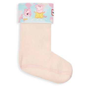 Флисовые носки Little Girl's Hunter x Peppa Pig Hunter