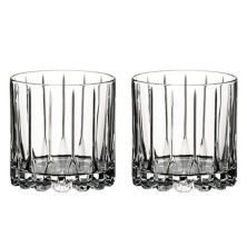 Riedel Drink Specific Glassware Whiskey Rocks Glasses, 9oz, Set of 2 Riedel