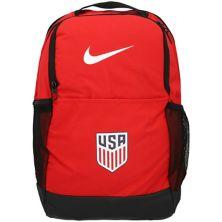 Nike Red US Soccer Brasilia Backpack Nike