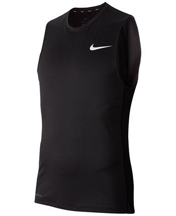 Мужской тренировочный топ без рукавов Pro Dri-FIT Nike