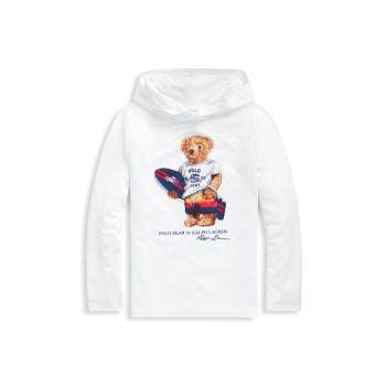 Толстовка с капюшоном для мальчиков Polo Bear Ralph Lauren