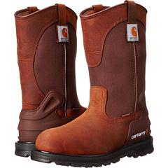 11-дюймовый водонепроницаемый ботинок Веллингтона Carhartt