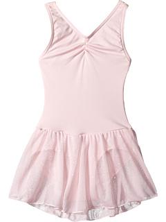 Платье-майка Pinch Front (для малышей / маленьких детей / больших детей) Capezio Kids