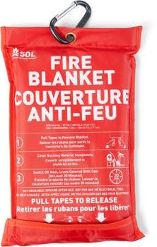Пожароустойчивое одеяло SOL