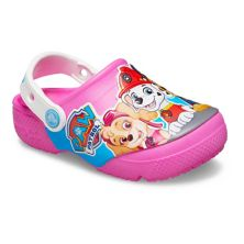 Сабо для девочек с щенячьим патрулем Crocs Fun Lab Crocs