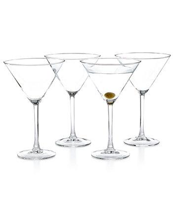 Cachet 4-Pc. Набор бокалов для мартини Luminarc