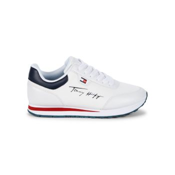 Twlaces Lace-Up Sneakers Tommy Hilfiger