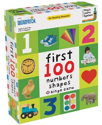 Первые 100 номеров чисел бинго Briarpatch