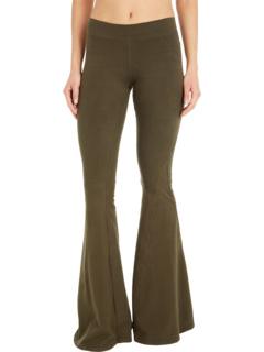 Расклешенные брюки с хиппи Hard Tail