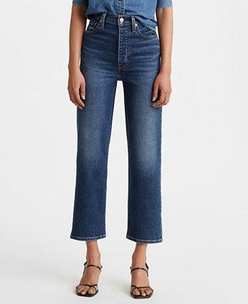 Прямые джинсы до щиколотки Ribcage Levi's®