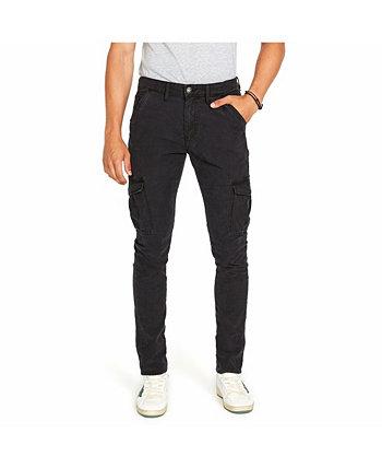 Мужские укороченные зауженные брюки Jim Buffalo David Bitton