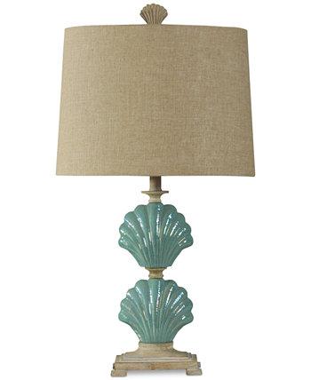 Настольная лампа Clam Shells StyleCraft