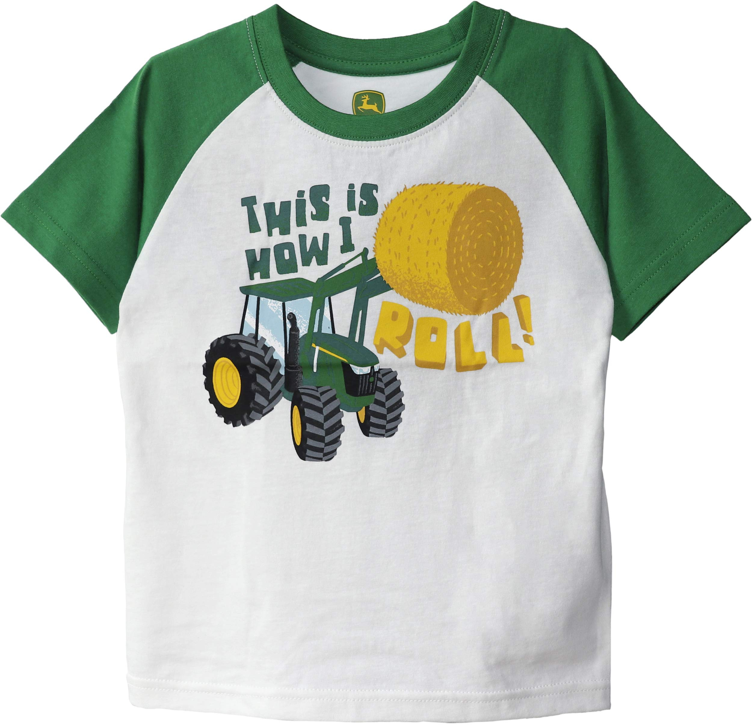 Toddler Boys' Short Sleeve Tee John Deere