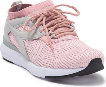 Knit Lace-Up Sneaker Diadora