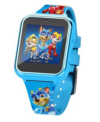 Детские умные часы с сенсорным экраном и силиконовым ремешком Paw Patrol, 46 мм x 41 мм ACCUTIME